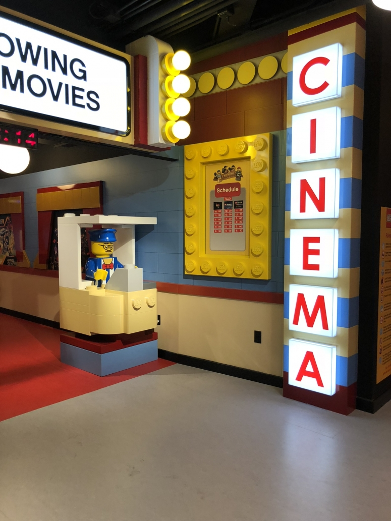 LEGOLAND Columbus Discovery Center 4D Cinema