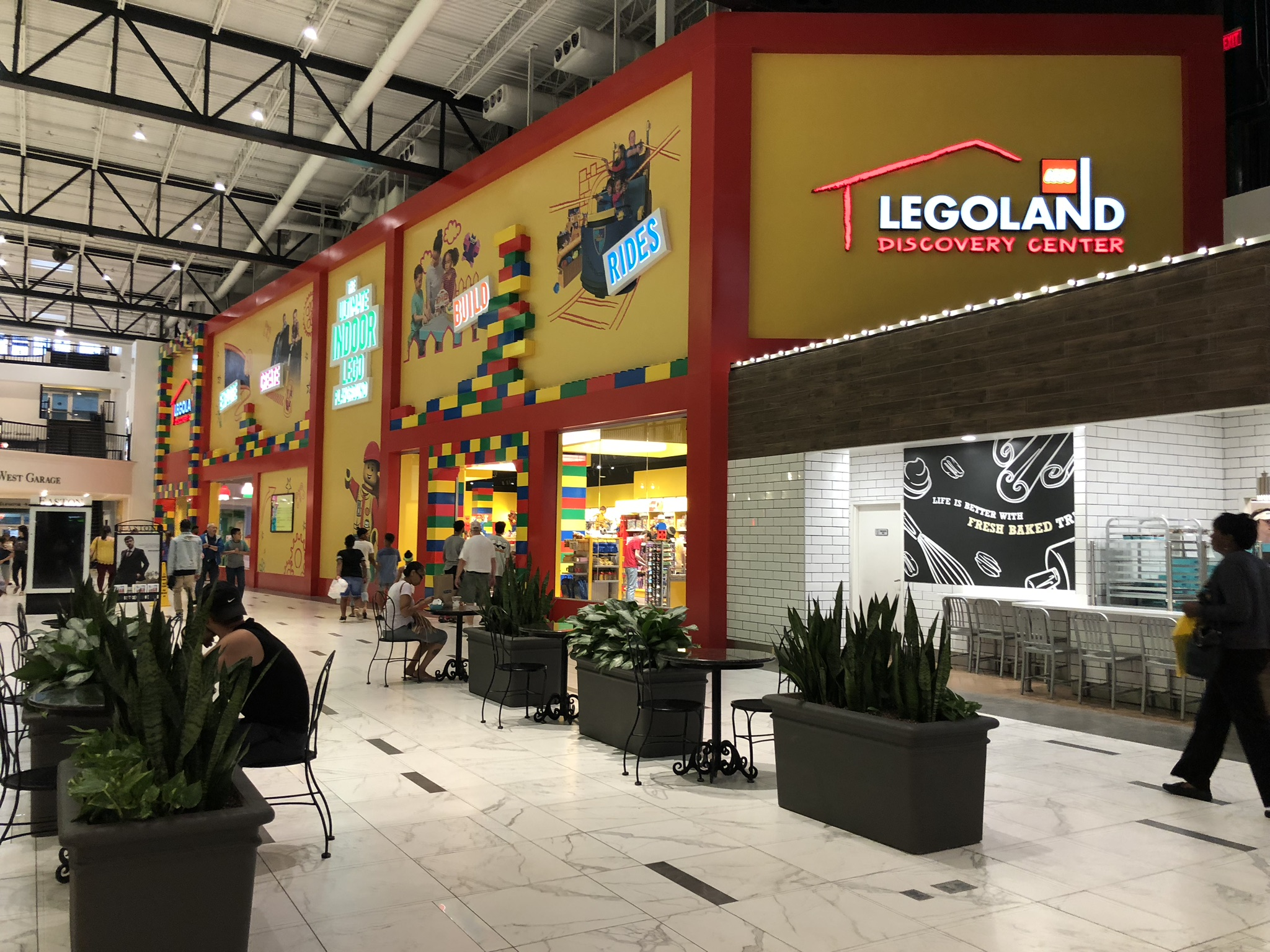 LEGOLAND Columbus Front Entrance
