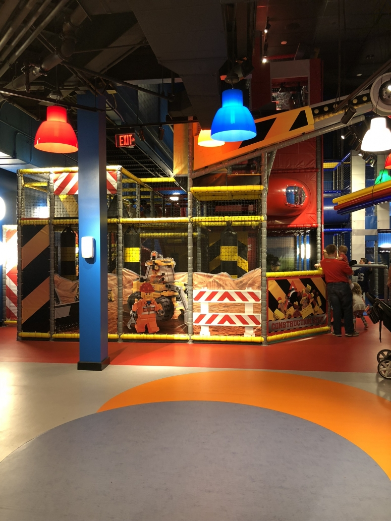 LEGOLAND Discovery Center Columbus Indoor Play area