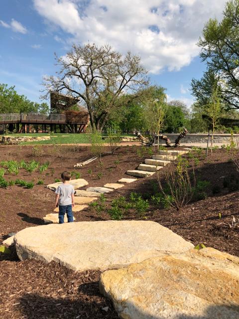 Franklin Park Conservatory's Children's Garden