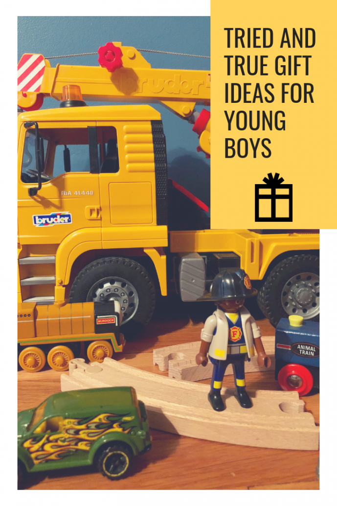Tried and True Gift Ideas for Young Boys