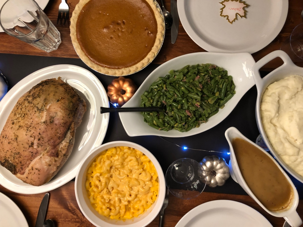 How to Make Thanksgiving a Low Stress Holiday