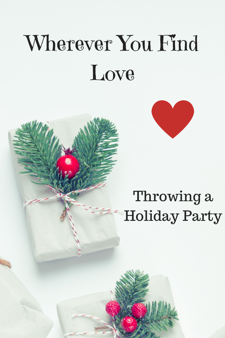 Throwing a Holiday Party