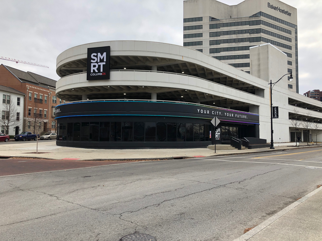 smart columbus experience center building