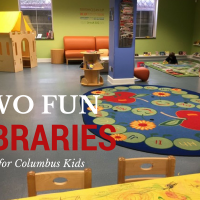 Two Fun Libraries for Columbus Kids