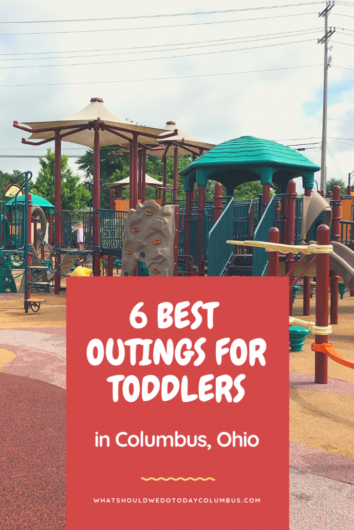 things for toddlers to do in Columbus, Ohio