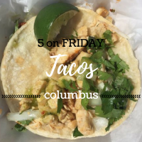 5 on Friday: Tacos