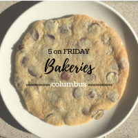 5 on Friday: Columbus Bakeries