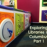 North, South, East and West: Great Libraries for Reading AND Playing!  Part 1