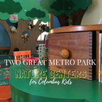 2 Great Metro Park Nature Centers for Columbus Kids