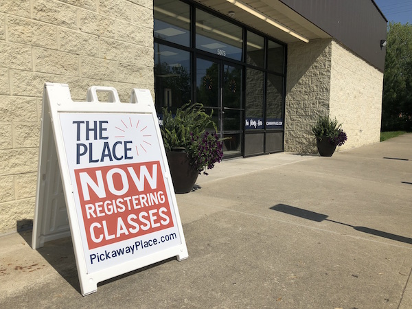 classes available at Pickaway Place
