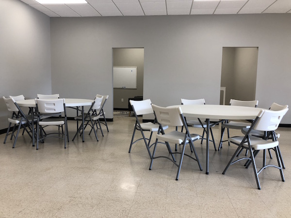 event rental space at Pickaway Place