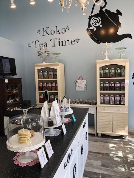 koko tea salon at easton town center