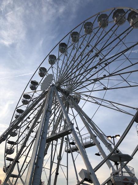 Ferris Wheel at the Ohio State Fair