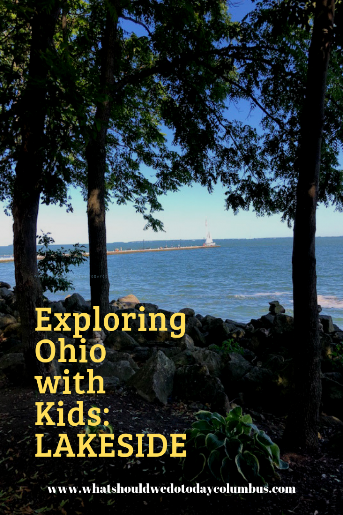 Exploring Ohio with Kids: Lakeside