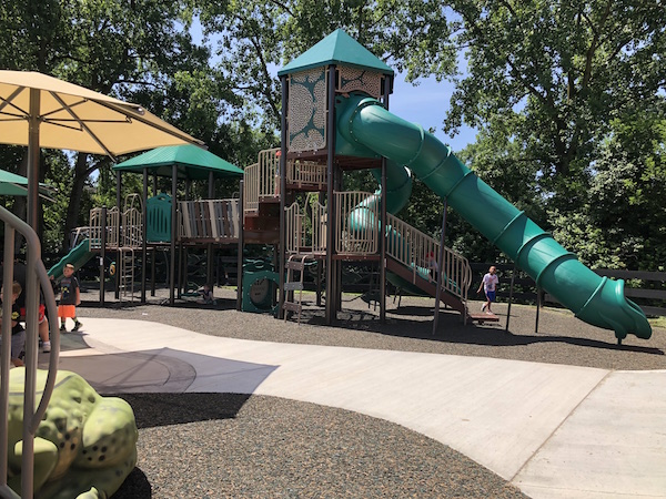 Gantz Park Playground in Grove City, Ohio