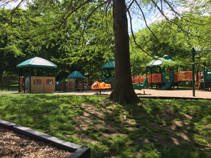 Upper Arlington Playground: Fancyburg Park