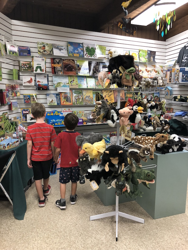 Nature Shop at Glen Helen Nature Preserve