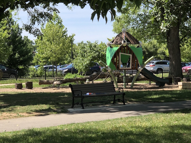 Northam Park Playground in Upper Arlington