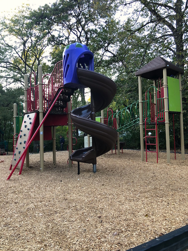Miller Park and Playground in Upper Arlington, Ohio
