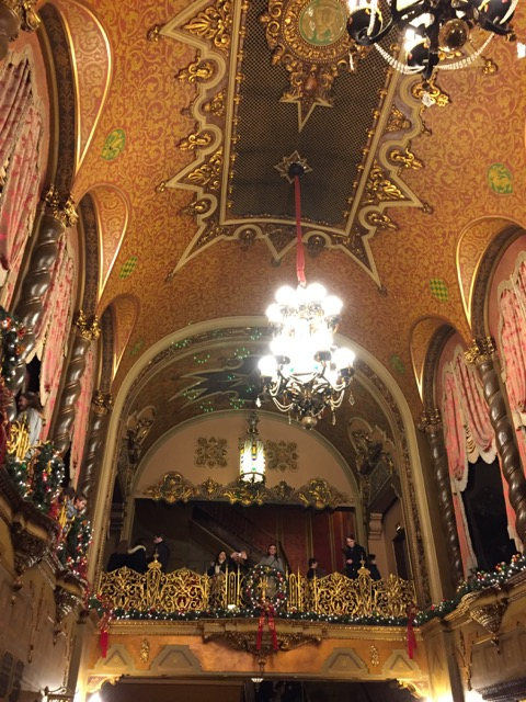 Ohio Theatre in Columbus, Ohio