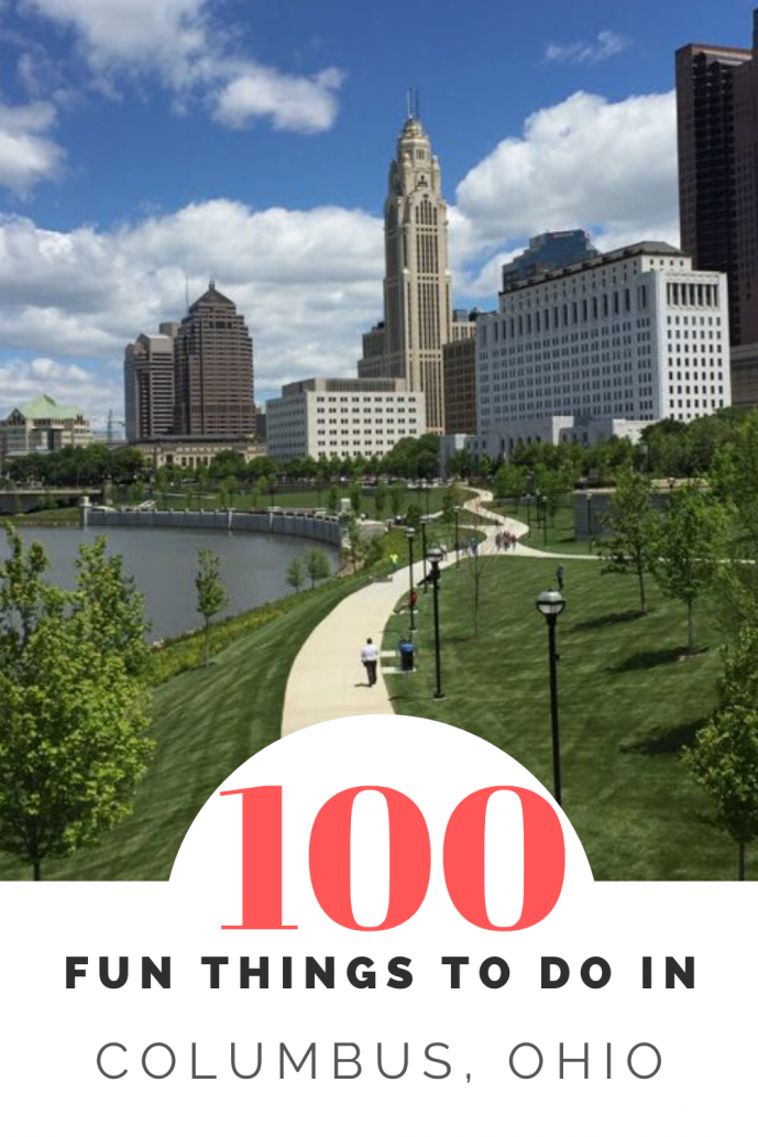 100 Fun Things to do in Columbus, Ohio