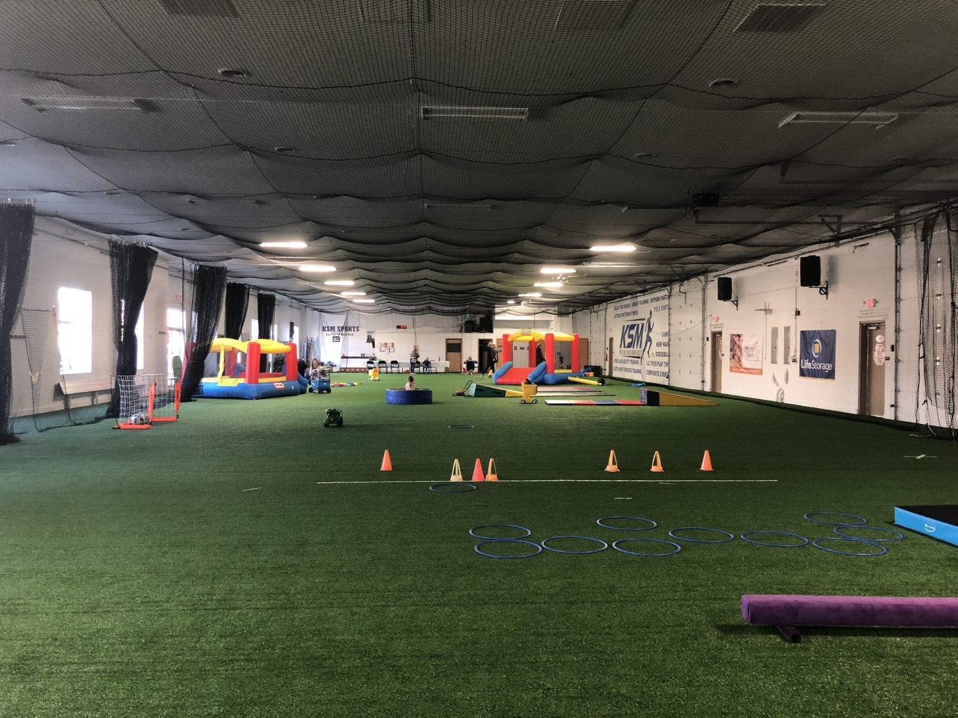 KSM Sports and Fitness Facility