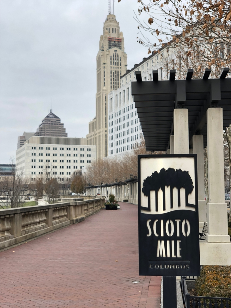 Promenade on the Scioto Mile