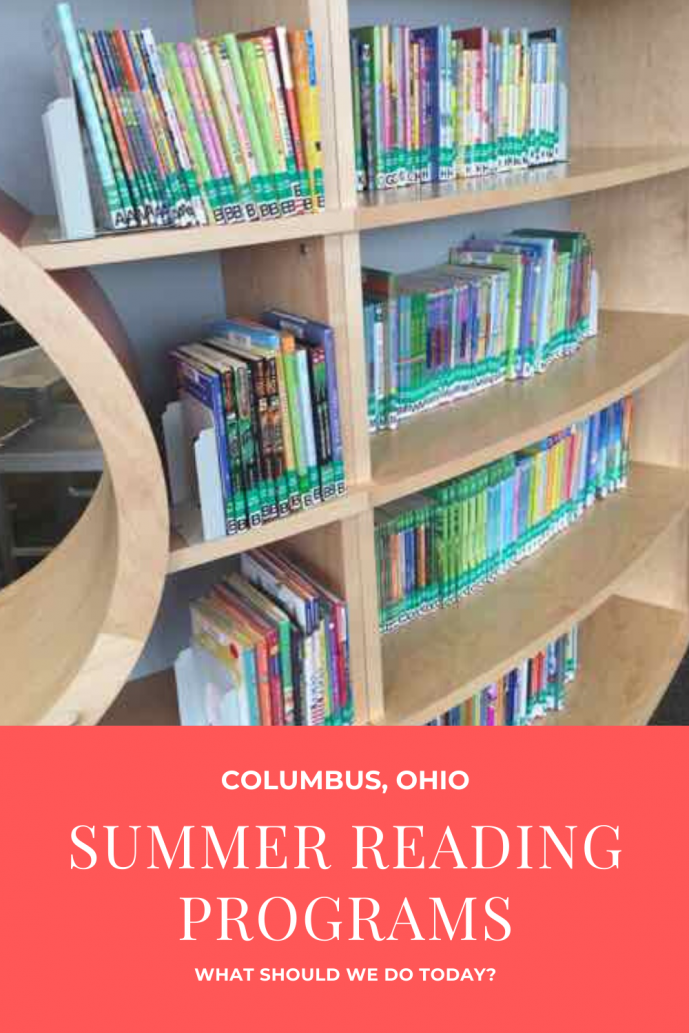 Summer Reading Programs in Columbus Ohio
