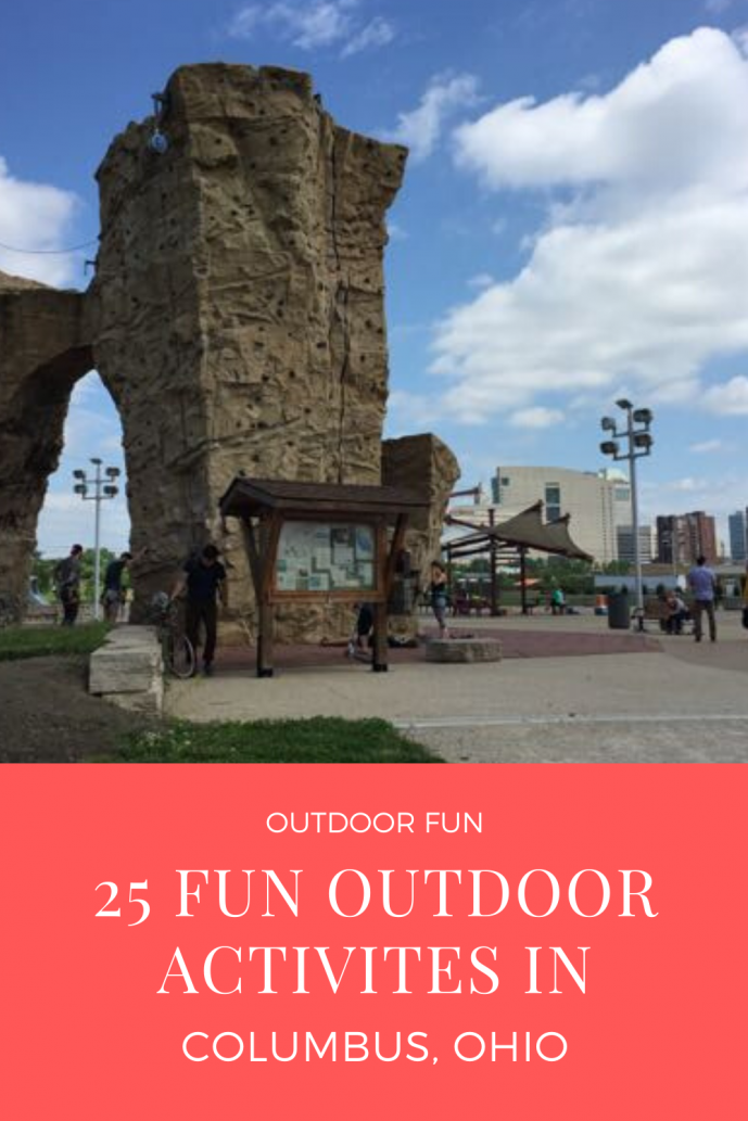 25 Fun Outdoor Activities in Columbus, Ohio