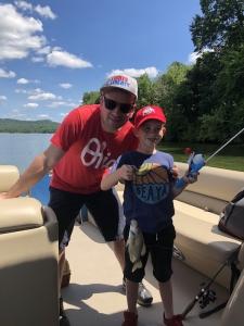 Seneca Lake Ohio Halloween 2020 fishing at seneca lake ohio