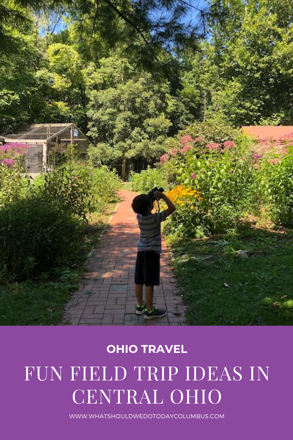 Central Ohio Field Trip Ideas for Homeschoolers and Virtual Schoolers