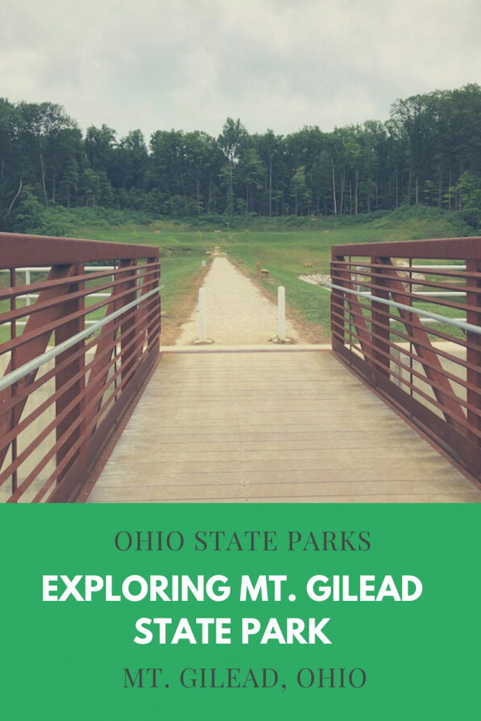 Exploring Mt. Gilead State Park in Ohio