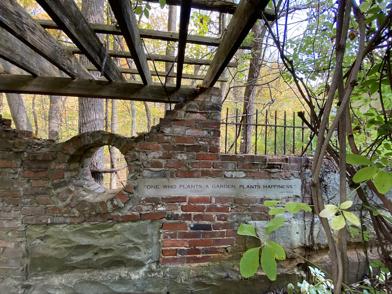 The Secret Garden at Inniswood Metro Gardens