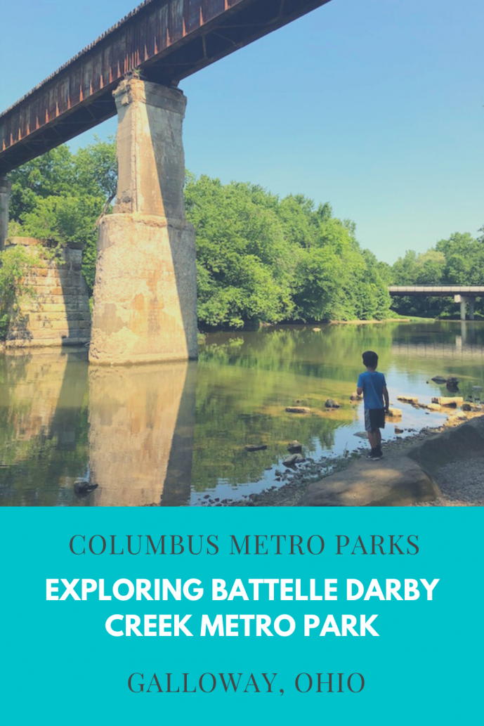 Things to do at Battelle Darby Creek Metro Park