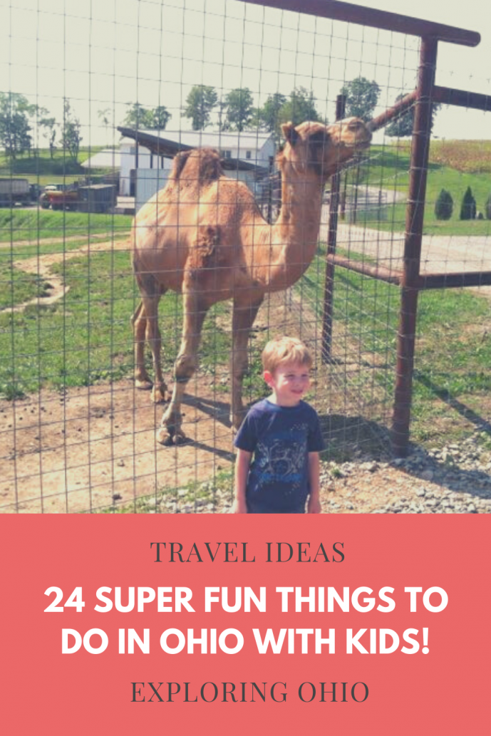 24 Super Fun Things to do in Ohio with Kids