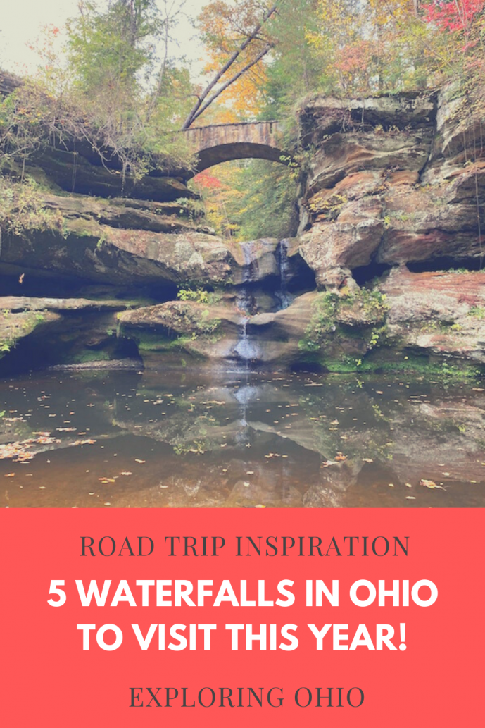 5 Waterfalls in Ohio to Visit This Year