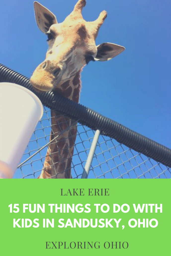 15 Fun Things to Do with Kids in Sandusky, Ohio