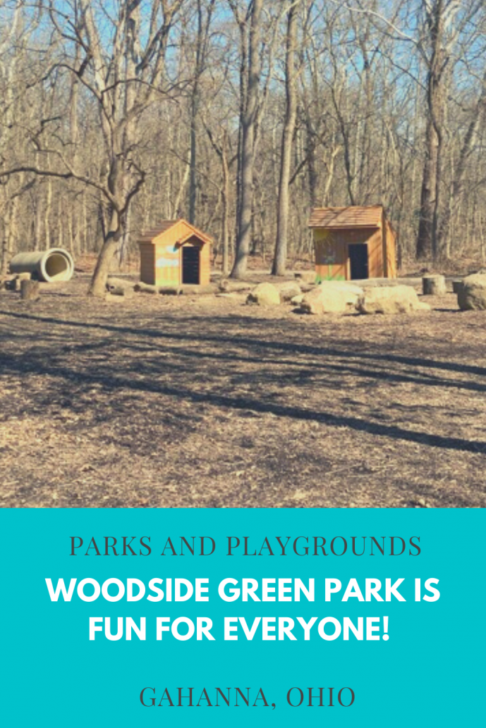 woodside green park in gahanna is fun for everyone!