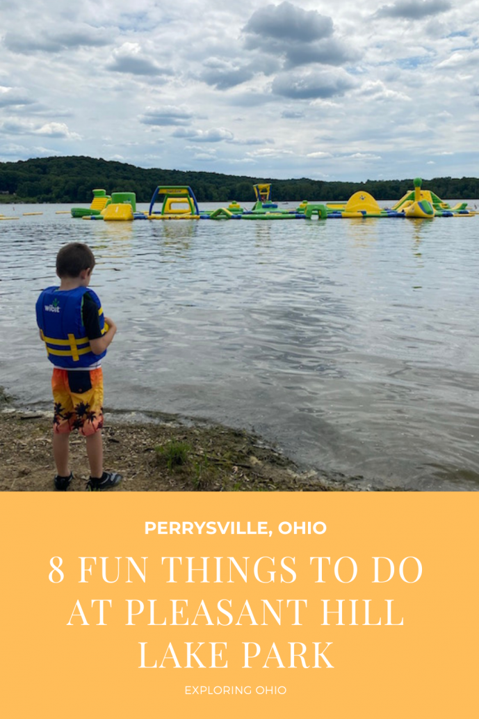 8 Fun Things to do at Pleasant Hill Lake Park.