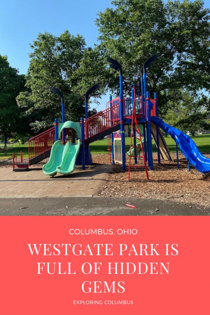 Westgate Park in Columbus Ohio.