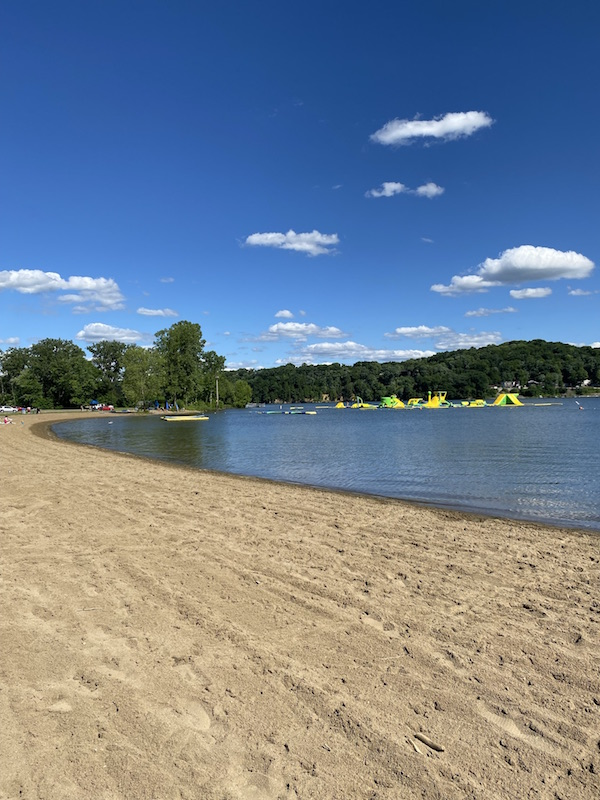 The Whoa Zone at Pleasant Hill Lake Park in Perrysville Ohio.