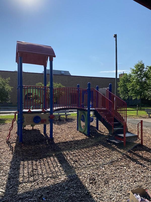 playground at westgate park in columbus.