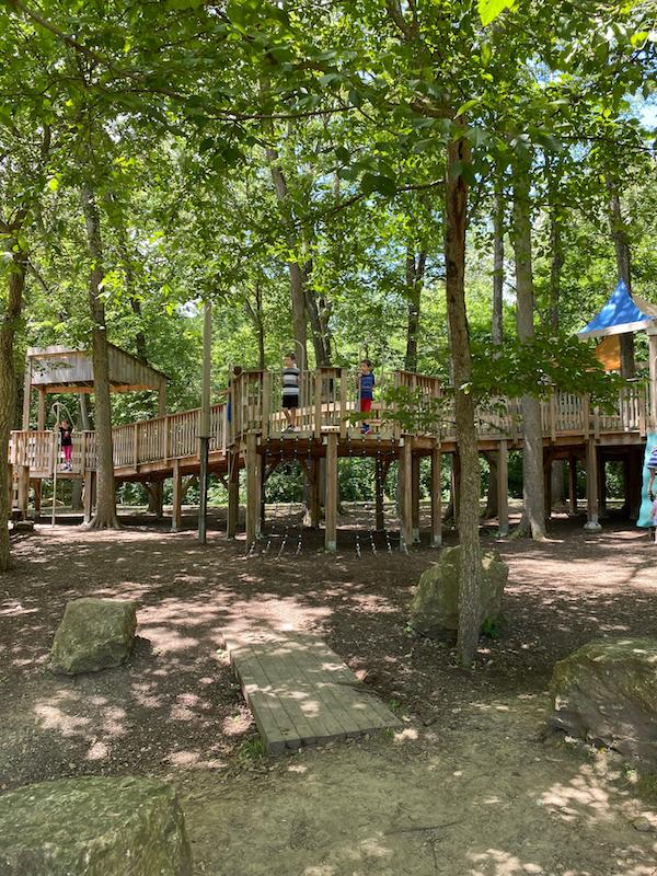 Owen's Place Playground in Greene County, Ohio.